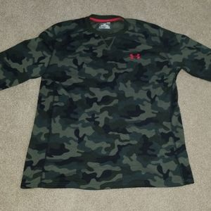 Under Armour Cold Gear Loose Long Sleeve